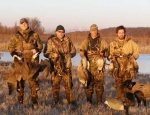 guided goose hunts