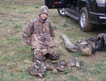 guided duck hunts