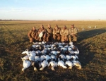 snow goose hunting in Missouri