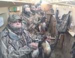 Guided Missouri duck hunting