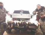 duck hunting trip