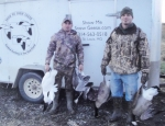 guided hunting trip