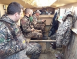 guided duck hunting