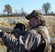 Jon Eaton - ShowMeSnowGeese Duck Hunting Guide in Missouri