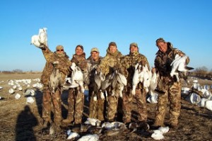 The Advantages of Hunting Snow Geese in Missouri