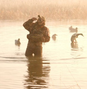 Duck Hunting Missouri with a Local Guide