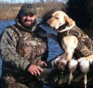 Brett Gilbreth - ShowMeSnowGeese Duck Hunting Guide in Missouri